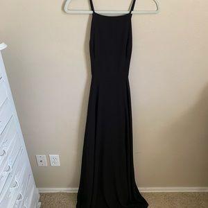 Lulu's Black Formal Dress :)